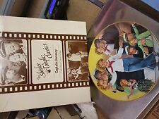 "Shirley Temple ""Captian January"" Collector Plate, 1983 Nostalgia Collectibles"