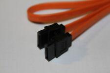 SATA  Datenkabel  HDD SSD ca.63 cm bis zu 6 Gb/s Übertragungsrate Farbe Orange