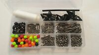 333 piece sea fishing rig making kit with storage box