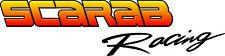 Scarab Racing Performance Boat Sticker Decal Prop(2) Sets Raceboat Mercury