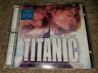 Various Artists : Titanic: Music from the Motion Picture [CD]