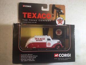 Corgi Texaco Motoroil Showcase Series No1 Diecast 1937 Dodge Airflow CS90002 NR!