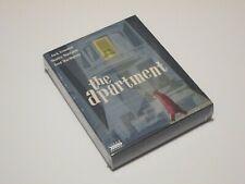 The Apartment (Blu-ray Disc, 2017) Limited Edition Arrow Region A