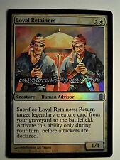 LOYAL RETAINERS FOIL ENG  - MTG MAGIC