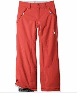 Spyder Girls Olympia Ski Snowboarding Snow Pants, Size 14 (Girl's), NWT