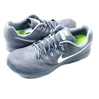 Nike Men Zoom All Out Low Pure Platinum Grey Athletic Running Shoes Sz 12.5