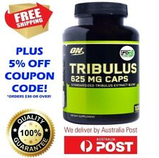 Optimum Nutrition - Tribulus 625 mg - 100 Capsules TESTOSTERONE BOOSTER ON TEST