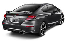 2012-2015 PAINTED REAR TRUNK SPOILER Fits A HONDA CIVIC SI 2-DOOR Coupe
