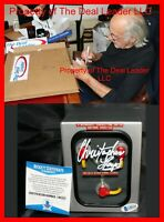 🔥 Christopher Lloyd Back To The Future Doc signed Flux Capacitor PSA Beckett