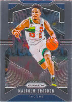 Malcolm Brogdon 2019-20 NBA Panini Prizm Basketball Chrome Base Card #232 Pacers