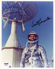SCOTT CARPENTER Signed Photo - PSA/DNA Certified