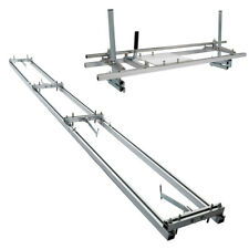 "14""-36"" Chainsaw Mill and Milling Rail System Aluminum Rail Mill Guide System"