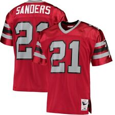 Mitchell & Ness Deion Sanders Atlanta Falcons NFL Football Vintage Jersey Medium