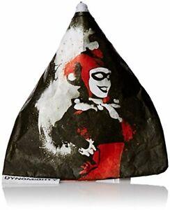 Dynomighty Women's Harley Quinn Stencil Stash Bag, Multi, One Size
