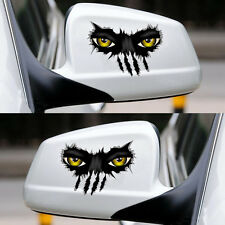 Evil Claw Monster Car Wing Door Mirror Funny Stickers Decal Novelty Gift New VW