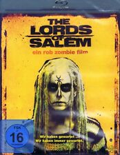 BLU-RAY NEU/OVP - The Lords Of Salem - Sheri Moon Zombie & Bruce Davison