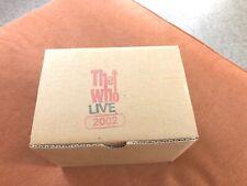 The Who Live 2002 The Music.com 25 Shows 50 Disc Box Set