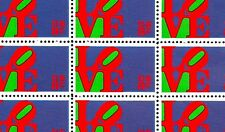 1973 - Love - #1475 Full Mint -Mnh- Sheet of 50 Postage Stamps