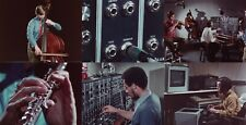 16mm Film Discovering Electronic Music (1970) Synthesizers & Computer Music PD