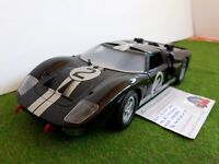 FORD GT 40 LE MANS 1966 # 2 WINNER 1/18 UNIVERSAL HOBBIES 3019 voiture miniature