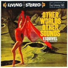 Esquivel & His Orchestra - Other Worlds Other Sounds - CD - NM