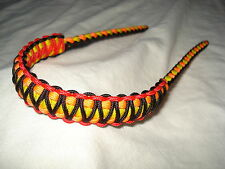 Custom On Target Bow Wrist Sling for compound bows - You Choose the Colors!