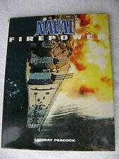 NAVAL FIREPOWER BOOK MARITIME NAUTICAL MARINE (#025)