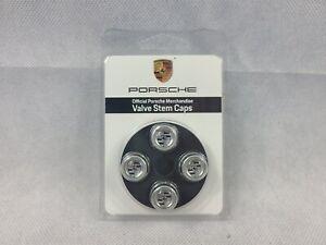 Porsche 964 993 996 997 991 986 987 981 992 Cayman Cayenne valve stem wheel caps