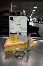 OEM GENUINE MERCEDES BENZ CLA C117 CLA250 CABIN & OIL FILTER B SERVIC KIT 4 CYL