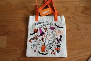 NWT Gymboree Happy Harvest Halloween Essentials Tote Bag