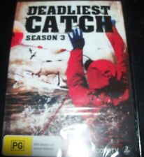 Deadliest Catch Season Three 3 (Australia Region 4) DVD – New