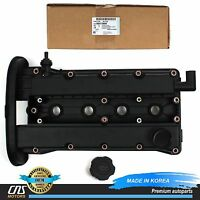 GENUINE Engine Valve Cover w/ Gasket for 04-05 Chevrolet Aveo 1.6L OEM 96473698