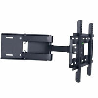 "LCD LED Plasma 3D TV Wall Mount Bracket Slim Tilt Swivel Fits For 23"" - 37"""