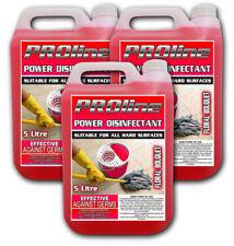 PROline Floral Disinfectant 3x5 ltr Bottles (15ltrs)