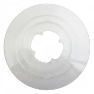 Sunlite Cassette Spoke Protector 32H 4 Prong 2.125` ID 6.5` OD