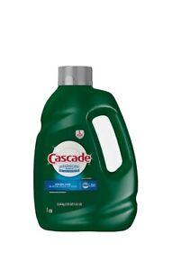 Cascade Advanced Power Liquid Dishwasher Detergent, Fresh Scent, 125 fl oz - NEW