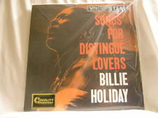 BILLIE HOLIDAY Songs For Distingue Lovers 45 rpm 200 gram vinyl SEALED 2 LP