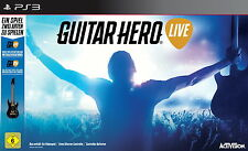 Guitar Hero Live (mit Gitarre) (Sony PlayStation 3, 2015)