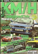 KM/H 2 FOCUS RS SIMCA RALLYE 2 R8 GORDINI IMPREZA GT TURBO KADETT GT/E POLO G40