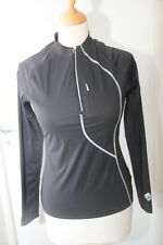 Original Top Salomon Trail XT Wings II SoftShell 1/2 Zip Taille S neuf