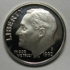 1992-S Proof Silver Roosevelt Dime Shipped FREE Best Prices on Ebay Nice Coins!