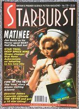 STARBURST FILM MAGAZINE 178 - FIRE IN THE SKY - HIGHLANDER - DEEP SPACE NINE