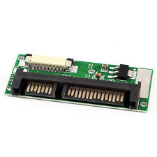 """1.8"""" ZIF CE SSD HDD to 7+15 Pin SATA Adapter Converter w FFC Cable LW"""
