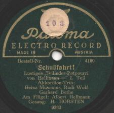 "78er Akkordion-Trio Heinz Munsonius, Rudi Wolf & Gerhard Bothe ""Schußfahrt!"""