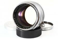 Canon 50mm F1.5 Leica Screw Mount LTM39 Lens w/Filter *Exc+++* from Japan