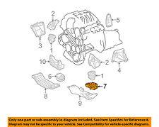 Mercedes MERCEDES-BENZ OEM 10-15 E350-Transmission Trans Mount 2042400618