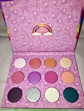 Little Pony Magica Unicorn 12 Colors Palette Eyeshadow Glitter Glow Make-Up