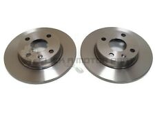 OEM SPEC REAR DISCS AND PADS 240mm FOR VAUXHALL TIGRA 1.4 2004-09