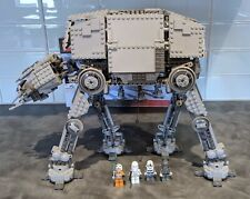 2007 Lego Star Wars Motorized Walking At-At (#10178) 100% Complete Instructions