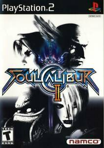 Soul Calibur 2 II PS2 Playstation 2 Game Complete